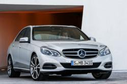 New Mercedes E-Class 2013
